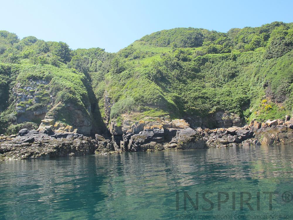 The small island Sark. Photo: Tuuli Sauren / Inspirit International Communications
