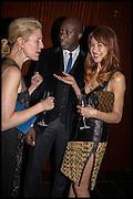 SIDNEY FINCH; OSWALD BOATENG; Olga Kurylenko, Liberatum Cultural Honour for Francis Ford Coppola<br /> with Bulgari Hotel & Residences, London. 17 November 2014