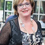 NLD/Blaricum/20160906 - Willibrord Frequin viert 75 ste verjaardag in Moeke Spijkstra, Catherine Keyl
