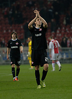 Football - Europa League Round of 16 - Ajax v Spartak Moscow <br />Artem Dzyuba - Spartak Moscow.