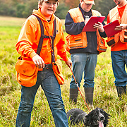 The 2017 West Allis Traning Kenel Club Hunt Test (WATKC) took place in Big Bend, WI, on club grounds. Photography was made Oct 7, 2017. The weather was cool and cloudy. Water work was done under wet and rainy conditions.