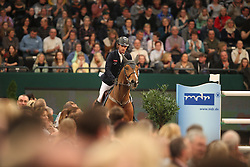 Lynch Denis, (IRL), All Star<br /> Longines FEI World Cup presented by Sparkasse<br /> Sparkasen Cup-Grand Prix of Leipzig<br /> CSIO Leipzig 2016<br /> © Hippo Foto - Stefan Lafrentz