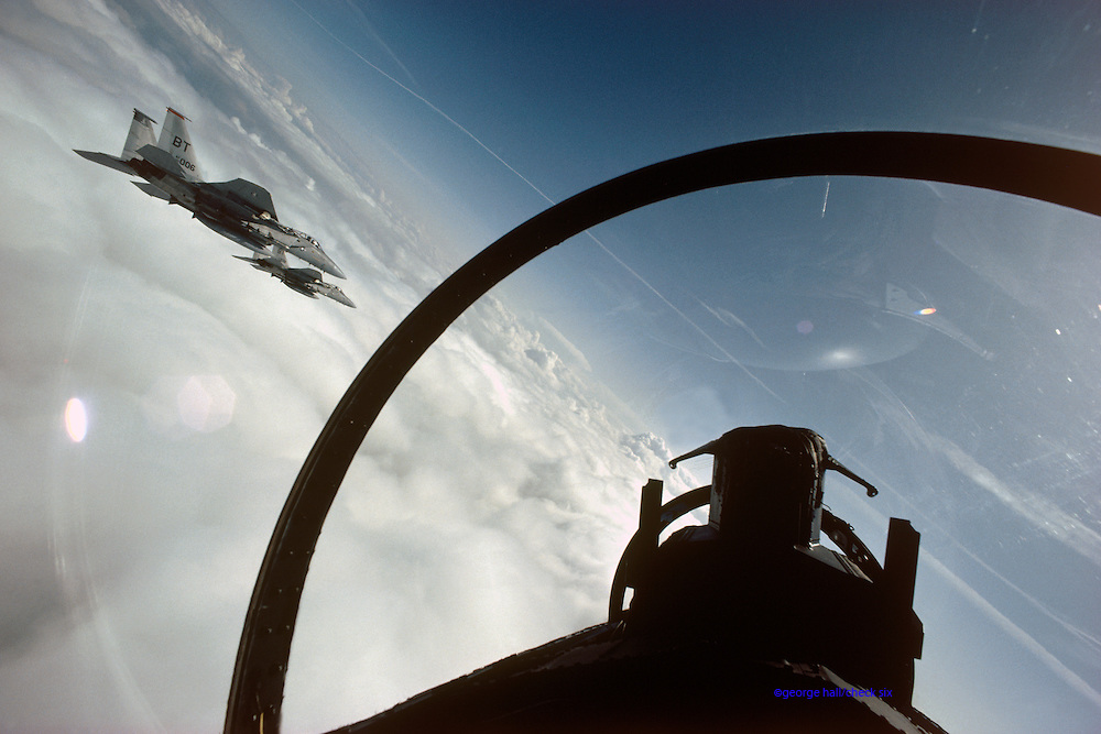 F-15 Eagles, Bitburg Germany