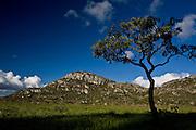 Diamantina_MG, Brasil...Paisagem com montanha em Diamantina, Minas Gerais...The landscape with mountain in Diamantina, Minas Gerais...Foto: JOAO MARCOS ROSA / NITRO