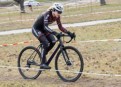13.01.2019, Wien, AUT, ÖRV, Rad Radcross Staatsmeisterschaft, Damen Elite im Bild Lisa Pasteiner (AUT. GHOST Factory Racing) // during womens elite cyclo cross championship, Vienna, Austria on 2019/01/03. EXPA Pictures © 2019, PhotoCredit: EXPA/ R. Eisenbauer