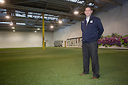Dundee director John Nelms - Dundee FC academy indoor facility at Dundonald Street<br /> <br />  - &copy; David Young - www.davidyoungphoto.co.uk - email: davidyoungphoto@gmail.com
