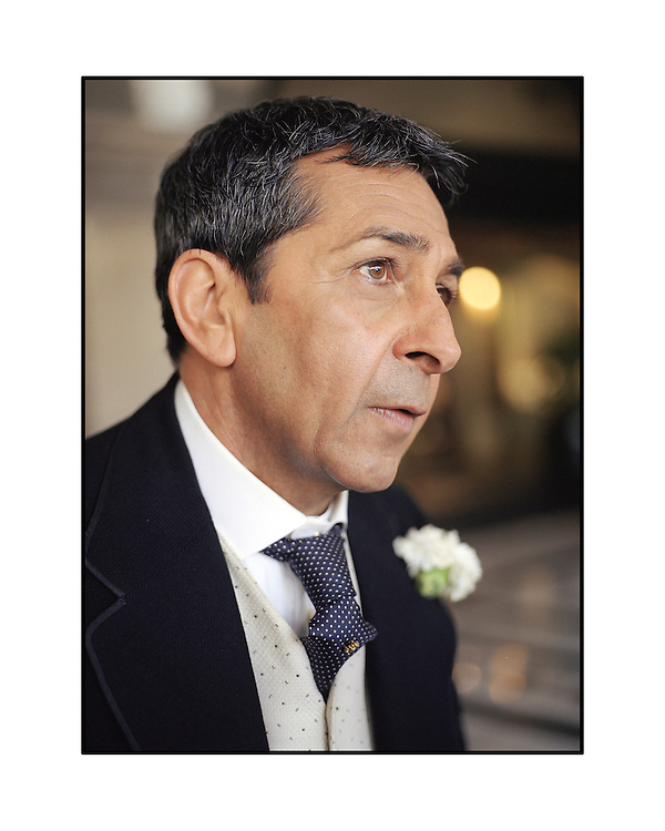 Actor Roshan Seth at the Taj Mahal Hotel, Mumbai. For Society Magazine by Siddharth Siva. Scan from 120mm colour transparency.