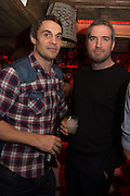 ADAM BIDWELL; FINN WILLIAMS, The launch of Beaver Lodge in Chelsea, a cabin bar and dance saloon, 266 Fulham Rd. London. 4 December 2014