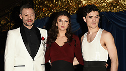 Strictly Ballroom - The Musical photocall held at Cafe de Paris, Coventry Street, London on Wednesday 14 February 2018