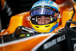 October 1, 2017 - Sepang, Malaysia - Motorsports: FIA Formula One World Championship 2017, Grand Prix of Malaysia, ..#14 Fernando Alonso (ESP, McLaren Honda) (Credit Image: © Hoch Zwei via ZUMA Wire)