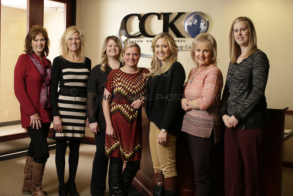 1/7/15 12:49:36 PM --- CCK Group and Partner Portraits.<br /> <br /> Photo by Shane Bevel
