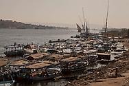 Egypt. Louxor - Thebes side  Louxor - Egypte    /  la rive thebaine  Louqsor - Egypt