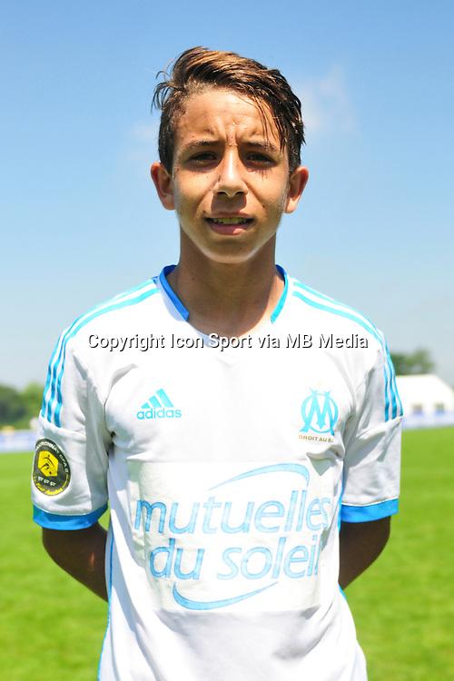 Maxime Lopez - 25.07.2014 - Tournoi des Centres de Formation<br /> Photo : Philippe Le Brech / Icon Sport