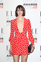 Sam Rollinson, ELLE Style Awards 2016, Millbank London UK, 23 February 2016, Photo by Richard Goldschmidt