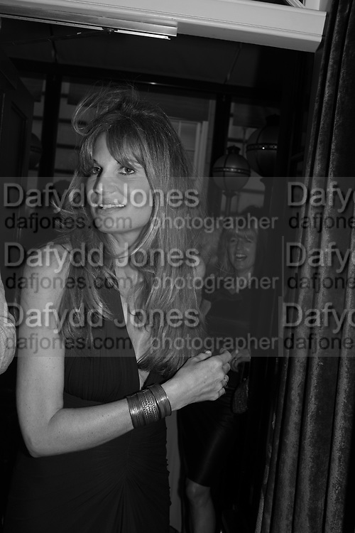 JEMIMA KHAN, Robin Birley and Lady Annabel Goldsmith Summer Party. Hertford St. London. 5 July 2017
