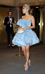 September 6, 2019, New York, New York, United States: September 5, 2019 New York City..Jessica Wang attending The Daily Front Row Fashion Media Awards on September 5, 2019 in New York City  (Credit Image: © Jo Robins/Ace Pictures via ZUMA Press)