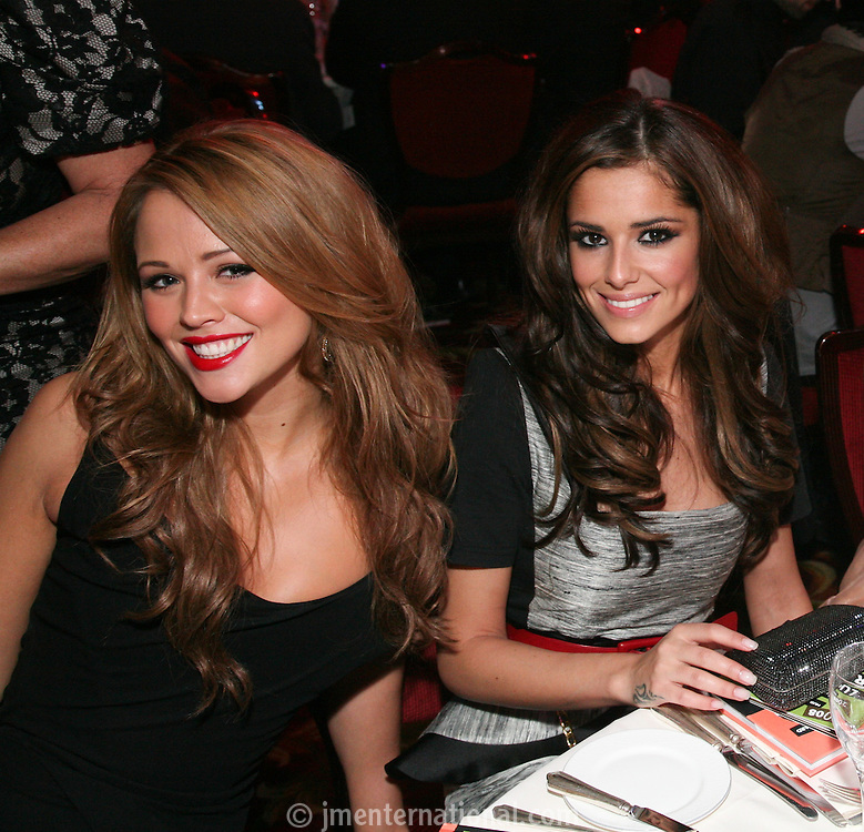 Kimberley Walsh and Cheryl Cole (Girls Aloud)