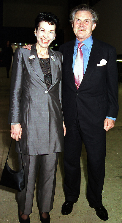 LORD & LADY HINDLIP at a party in London <br /> on 11th May 2000.OSY 82
