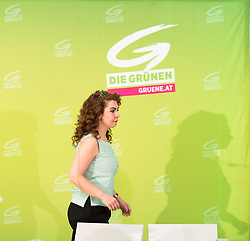 18.07.2017, Labstelle, Wien, AUT, Grüne, Sitzung des erweiterten Bundesvorstandes. im Bild Nationalratsagbeordnete der Grünen Berivan Aslan // Member of Parliament of the greens Berivan Aslan during board meeting of the greens in Vienna, Austria on 2017/07/18. EXPA Pictures © 2017, PhotoCredit: EXPA/ Michael Gruber