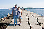 July 13, 2012: Day 3 in Stockton Springs, Belfast, and Rockland, ME.