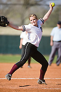OC Softball vs St. Gregory's.March 25, 2008