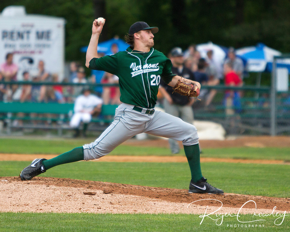 The Vermont Mountaineers blanked the Danbury Westerners 3-0 in NECBL action at Recreation Field. Vermont improved to an NECBL best 13-4 record.