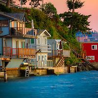 PNW Waterfronts & Beaches