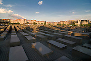 Memorial to the Murdered Jews of Europe,Berlin