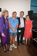 BRETT ROGERS; JUERGEN TELLER; JOHN STEZAKER; ANNE-MARIE BECKMAN, The Deutsche Börse Photography Prize 2012. Photographers Gallery. Ramillies Place, London. 3 September 2012.