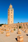 Koutoubia Park, Marrakesh, Morocco, 2015-05-06. <br />