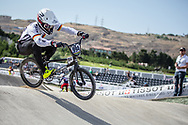 Men Elite #994 (SCHMIDT Julian) GER the 2018 UCI BMX World Championships in Baku, Azerbaijan.
