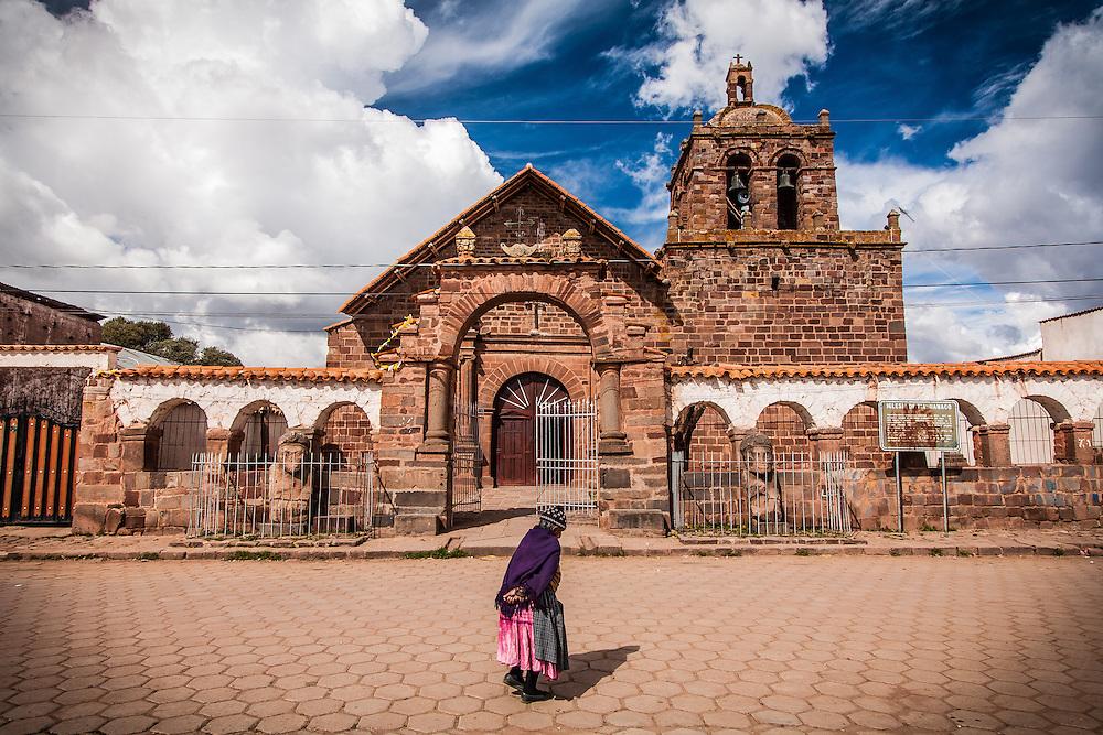 Tihuanacu, Bolivia