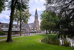 THEMENBILD - Die Heilige Clemenskerk ist eine Kirche im Zentrum von Nuenen, Aufgenommen am 26. Juli 2016 in Nuenen // The Heilige Clemenskerk is a church in the centrum of Nuenen, Nuenen, Netherlands on 2016/07/26. EXPA Pictures © 2016, PhotoCredit: EXPA/ Sebastian Pucher