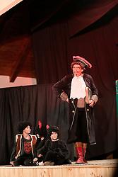 CZECH REPUBLIC VYSOCINA NEDVEZI 18APR15 - Lay theatre group performs in the village hall in Nedvezi, Vysocina, Czech Republic.<br /> <br /> jre/Photo by Jiri Rezac<br /> <br /> © Jiri Rezac 2015