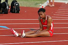 Women's 400-meter Hurdles Trials