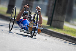 BOSREDON Mathieu, FRA, H4, Cycling, Time-Trial at Rio 2016 Paralympic Games, Brazil