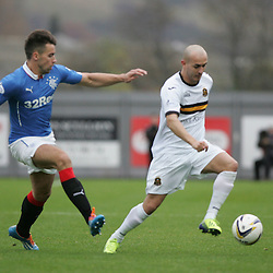 Dumbarton v Rangers | Scottish Cup | 1 November 2014