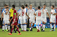Czech Republic v Qatar - 11 Nov 2017