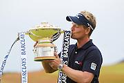 Scottish Open winner 2011. Luke Donald.