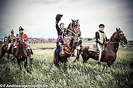 Show of the repost Allies of the bicentenary of the Battle of Waterloo. <br /> Waterloo, 20 june 2015, Belgium<br /> Pics: Duc of Wellington