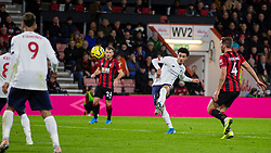 BOURNEMOUTH, ENGLAND - Saturday, December 7, 2019: Liverpool's Curtis Jones during the FA Premier League match between AFC Bournemouth and Liverpool FC at the Vitality Stadium. (Pic by David Rawcliffe/Propaganda)