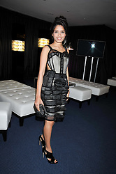 FREIDA PINTO at the annual GQ Awards held at the Royal Opera House, Covent Garden, London on 8th September 2009.