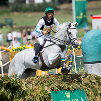 Cross Country - Eventing - CHIO Aachen 2017