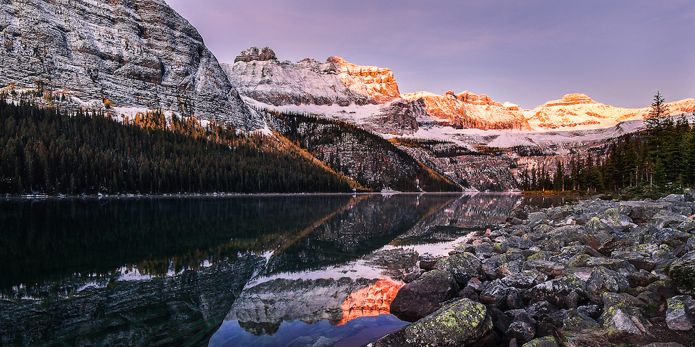 Fall in Banff National Park, Oct 2013