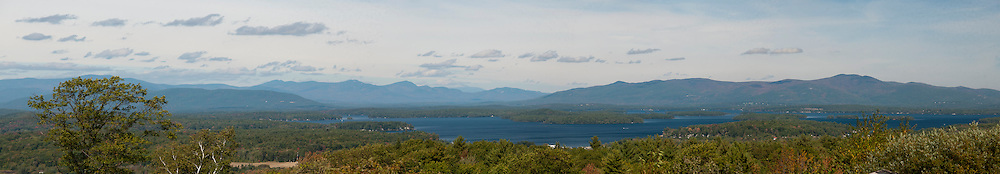 Lakes Region of New Hampshire September , 2010.