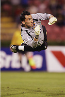 FOOTBALL - WORLD CUP 2006 - QUALIFYING ROUND - GROUP 7 - SERBIA MONTENEGRO v BELGIUM - 04/06/2005 - SILVIO PROTO (BEL) -<br />