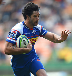 Cape Town-180427 EW Viljoen of Stomers in action against the Rebels in a Super 15 match played at Newlands stadium.photograph:Phando Jikelo/African News Agency/ANA