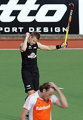 Auckland-Hockey, Champions Trophy, New Zealand v Netherlands