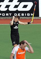 Auckland-Hockey, Champions Trophy, New Zealand v Netherlands