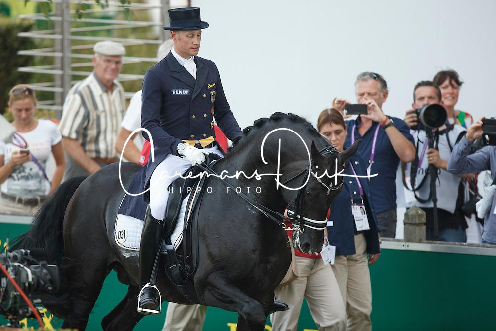Rath Matthias Alexander, (GER), Totilas<br /> European Championships - Aachen 2015<br /> &copy; Hippo Foto - Dirk Caremans<br /> 13/08/15